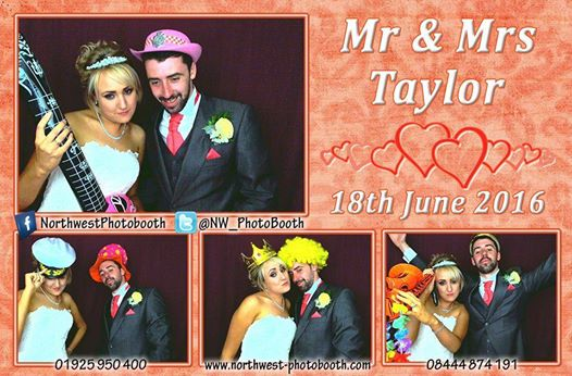 Manchester and Northwest Photobooth Hire