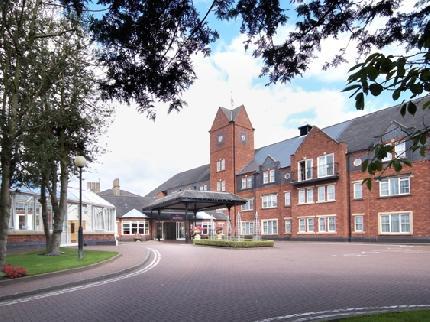 Park Royal Hotel - Stretton - Warrington Photobooth Venues