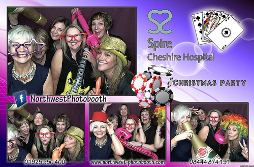 Cheshire Photo Booth Hire