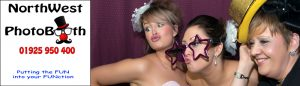 North West Photo Booth Hire - Banner Four