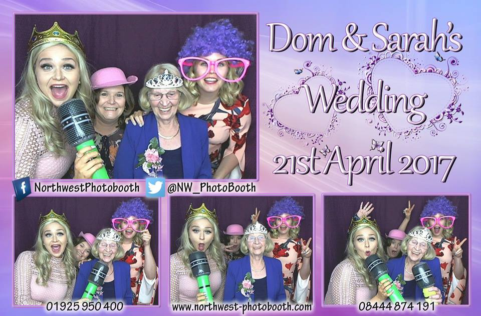 North West Photo Booth Hire Cheshire