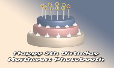 5th Birthday Photobooth Offer