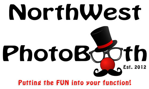 North West Photo Booth Hire Logo